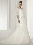 Discount Aire Barcelona Wedding Dress Dana   S13CLW02482