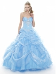 Discount Moon Light Quinceanera Dresses Style Q525