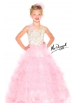 Discount 2014 Macduggal Little Girl Pageant Dress Style JNAD031