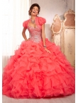Discount 2014 Morilee Quinceanera Dresses Style MLER008
