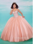 Discount Fashionable Ball Gown Sweetheart Quinceanera Dresses with Beading MRSY042